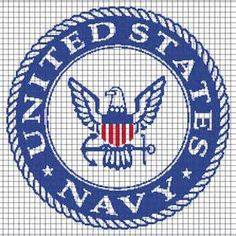 NAVY Graphghan Pattern by YarnLoveAffair - Craftsy