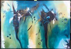 Dream world. oil on canvas
