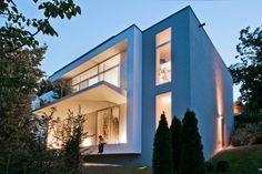 KU Box - Neubau eines Einfamilienhauses - Kupferschmidt Architekten   Der kostengünstige Neubau eines Einfamilienhauses in Weßling wurde in nur viereinhalb Monaten fertiggestellt.
