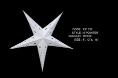 Encore Exports is a leading exporter of Paper Stars & a large variety of Christmas Decorations across the globe. Paper Stars, Zen, Lights, Color, Colour, Lighting, Rope Lighting, Candles, Lanterns