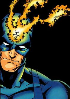 Black Bolt king of the inhumans By Tom Raney