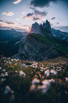 Free Image on Pixabay - Mountain, Landscape, Snow, Sky