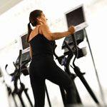 Beginner Eliptical Workout-