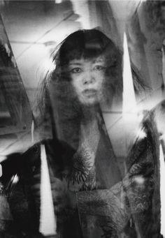 shihlun:  Eikoh Hosoe, New York 14th Street, Yayoi Kusama Studio, 1964.