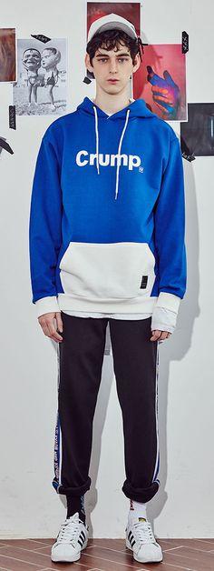 선명한 컬러감으로 올 봄 추천하는 후디, Model : 183cm / XL size