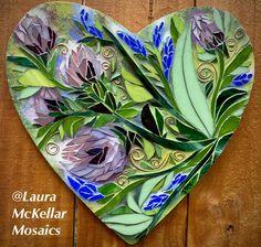 Mosaic Tile Art, Mosaic Artwork, Mosaic Backsplash, Mosaic Glass, Mosaic Art Projects, Mosaic Crafts, Mosaic Flower Pots, Mosaic Garden, Mosaic Designs