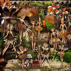 #MischiefCircus2016 Woodlands 1 by Debbie Kerkhof