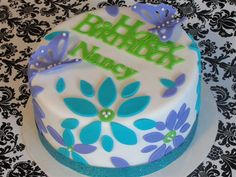 cricut cake tips