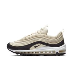 Nike Air Max 97 Premium Women s Shoe Size 8 (Light Cream) 7224c22a4