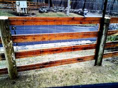 Inconceivable Privacy fence gate ideas,Backyard vinyl fence ideas and Modern fence design. Brick Fence, Pallet Fence, Front Yard Fence, Fence Stain, Concrete Fence, Bamboo Fence, Metal Fence, Fence Landscaping, Backyard Fences