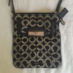 Coach Crossbody Bag Price Dropped!!! Good condition! Some Signs of wear are shown Coach Bags Crossbody Bags