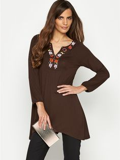 Embellished Neck Tunic, http://www.littlewoodsireland.ie/savoir-embellished-neck-tunic/1458109388.prd  32