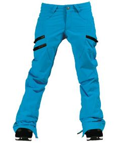 B By Burton Ava Womens Snowboard Pants I Need These In My Life
