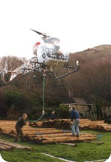 We have even used a helicopter to reach the most difficult of sites To Reach, Playground, This Is Us, History, Children Playground, Historia, Outdoor Playground