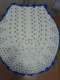Crochet Accessories Free Pattern, Crochet Doily Patterns, Crochet Doilies, Crochet Flowers, Knitting Patterns, Crochet Faces, Love Crochet, Crochet Granny, Diy Crochet