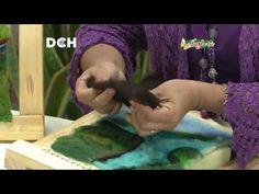 Telar decorativo - Ximena Castillo Telares - YouTube
