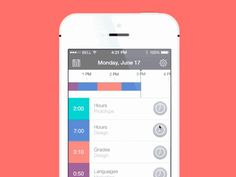 Hours Animation - Quartz Composer by Christain Billings Transition animation  IOS7 iphone app