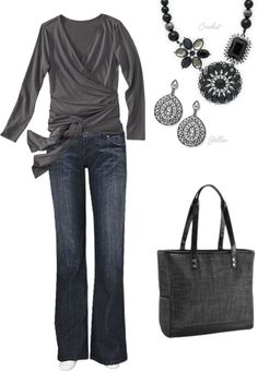 """""""Casual Friday at work"""" by katiewarnock on Polyvore"""