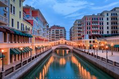 Qanat Quartier Qatar