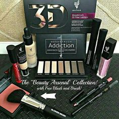 Retiring February 28th  Just a couple weeks left to bundle and save even more with our enhanced Beauty Arsenal Collection!  Lips Lashes Eyebrows Eyes Face Conceal or Highlight Cheeks- now included FREE! Blusher Brush- now FREE too! Makeup bag to keep it all in  Personalize your Beauty Arsenal by choosing your preferred colours and shades. Message me for a colour consult to know which foundation and concealer shades are best. All orders guaranteed! #mrslauradoherty  http://ift.tt/2jiVgqm