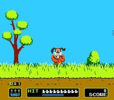 Duck Hunt.