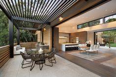 Extraordinary contemporary estate with lavish details in California