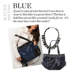 Miche Style Watch : BLUE