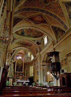 Church of Piedicavallo (Biella, Italy)