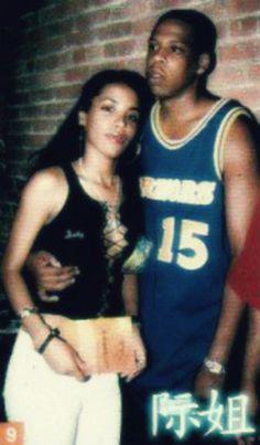 Aaliyah & Jay-Z