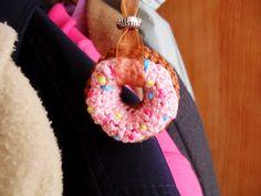 Crochet Smelling Donut | Maparim