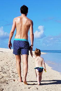 Nouveau Homme Speedo Swim Beach Swim Natation Board Short Vacances d/'été-Bleu