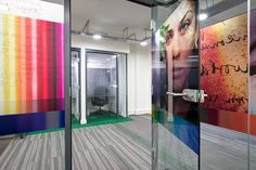 Modus | Shaw Contract Group - London Showroom & Office