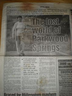 Parkwood Springs - Page 6 - SHEFFIELD HISTORY CHAT - Sheffield History - Sheffield Memories