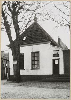 Weeshuis Den Burg   Het geheugen van Nederland Tegenwoordig zit hier de Witte Engel