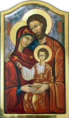 ikona Św.Rodziny