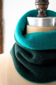 Reversible Cowl | The Purl Bee