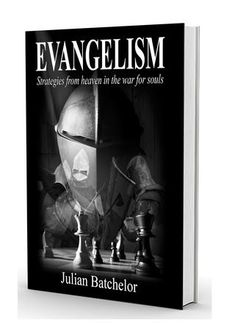 "Cover of ""Evangelism. Strategies From Heaven In The War For Souls"" John Piper, Heaven, Cover, Orphan, Holy Spirit Prayer, Wise Women, Devil, Bible Studies, Spiritual Warfare"