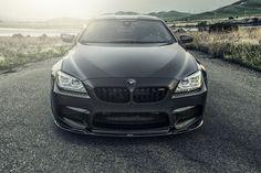 Vorsteiner maakt BMW M6 Coupé nog lekkerder