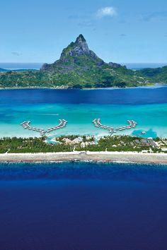 Intercontinental Bora Bora resort & Thalasso Spa, French Polynesia (Condé Nast Traveller)