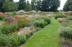 "This flowery garden is from our feature ""Tales of Grass"""