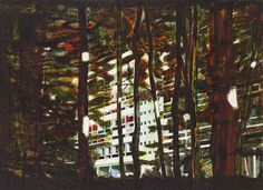 Find the latest shows, biography, and artworks for sale by Peter Doig. Peter Doig's enigmatic paintings are characterized by their captivating combination of… Peter Doig, San Francisco Museums, Diy Art Projects, Film Stills, Museum Of Modern Art, Your Paintings, Watercolor Paintings, Art World, Surrealism