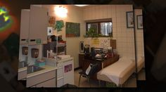 health room/bulletin board ideas