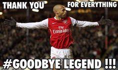 رسمياً هنري يعلن اعتزاله كرة القدم وتوجهه للعمل في الإعلام www.1Boxoffice.com It's a sad day, Thierry Henry has announced his retirement