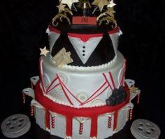 oscar themed cake - Google Search