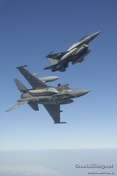 F-16s of the Greek Air Force