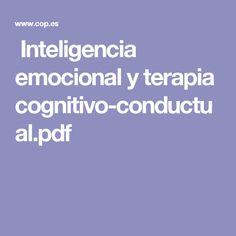 Inteligencia emocional y terapia cognitivo-conductual.pdf