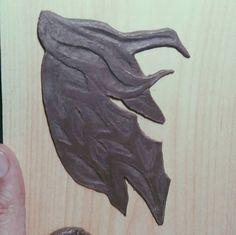 Xaela scales in progress . . #prostheticsculpt #ffxiv #finalfantasycosplay #finalfantasyxiv #auraxaela #scales #sculptinprogress