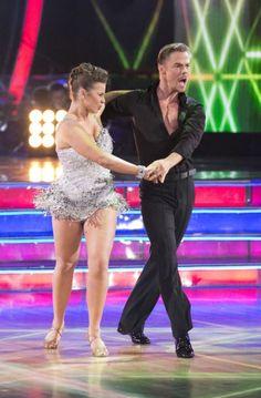 Samba dance off