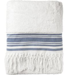 Hy Supplies offers a variety of quality Blue Striped Bath #Towels of various Types, Sizes & Grades. #salons #spa