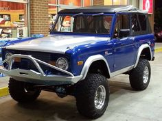 # Ford Bronco